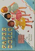 1950'S Paper Dolls