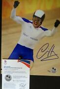 Chris Hoy Signed