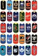 NHL Dog Tags