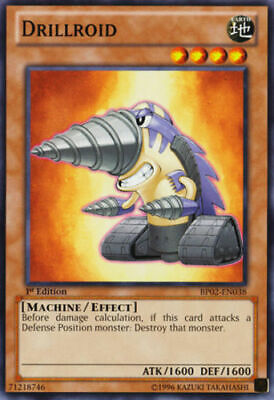 YUGIOH Syrus Truesdale Roid Machine Deck Complete 40 - Cards