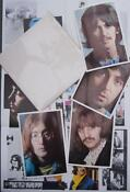 Beatles White Album Poster