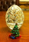 Waterford Crystal Egg