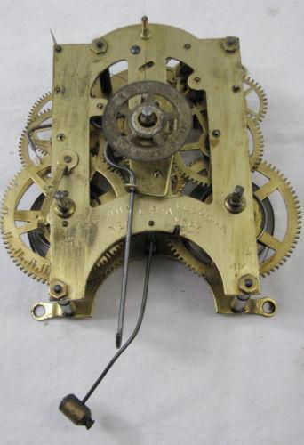 Antique Mantel Clocks >> Ansonia Movement: Clocks | eBay