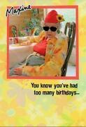 Hallmark Shoebox Cards