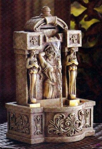 Greek Fountains Ebay