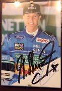 Michael Schumacher Autogramm