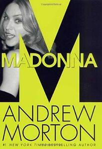 Madonna - Andrew Morton  First Edition for Madonna's Collector