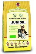 James Wellbeloved Junior Dog Food