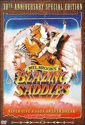Blazing Saddles [New DVD] Special Edition, Subtitled, Widescreen, Ac-3/Dolby D](Blaze Movie)