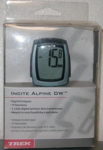 trek alpine computer manual