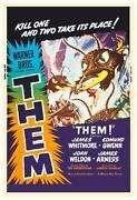 Them Movie Poster