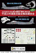 1/48 F-15 Decals