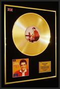 Elvis Presley Gold Records