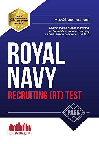 ROYAL NAVY RECRUITING (RT) TEST 2016: Sample tests including reasoning, verbal a