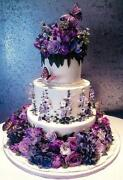Butterfly Wedding Cake Topper