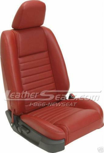 05 Ford Mustang Seat Covers
