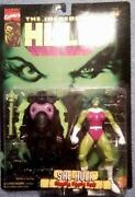 She Hulk Figure