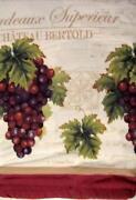 Grape Curtains