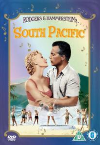 South Pacific DVD (2006) Rossano Brazzi