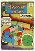 Superman Comics Silver Age