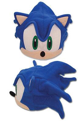 NEW Great Eastern GE-2331 Sonic the Hedgehog - Classic Sonic Fleece Cap Hat