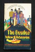 Beatles Yellow Submarine Book