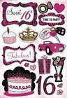 Sweet 16 Scrapbook