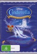 Disney Cinderella DVD