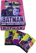 Batman Gum Cards