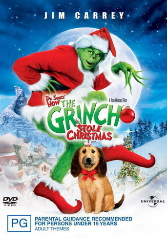 How THE GRINCH Stole Christmas = NEW DVD DR. SEUSS' R4
