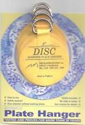 Disc Plate Hangers