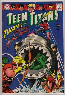 DC Comics Teen Titans #11 Speedy's Back ()
