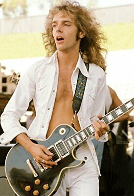 "Peter Frampton Poster 13x19"" Quality Color Photo Print - Fra"