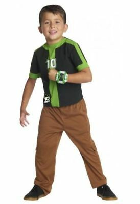 Ben 10 OMNIVERSE COSTUME SMALL 3 TO 4 YEARS 2 - Ben 10 Omniverse Costumes