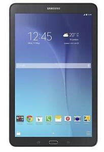 Samsung Sm-t560nzkabtu Galaxy Tab E 9.6 Inch Wi-fi Tablet, (Black), (Intel Quad-core 1.3 Ghz, 1.5 Gb Ram, 8 Gb Rom, Android 4.4), Uk Version