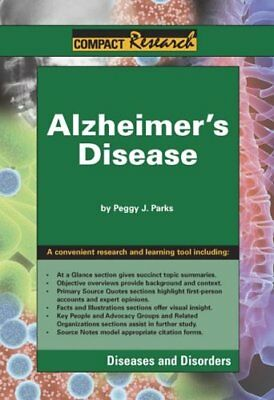 Alzheimers Disease  Compact Research  Diseases  Amp