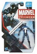 Marvel Universe Black Spiderman