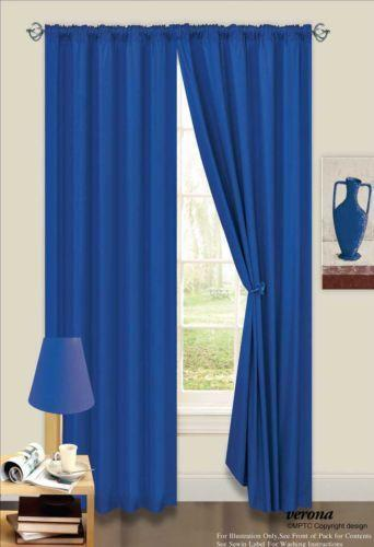 blue bedroom curtains boys bedroom curtains ebay 10875