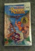 The Rescuers Down Under VHS