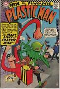 Plastic Man Comic