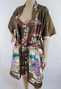 Ladies Kimono Dressing Gown