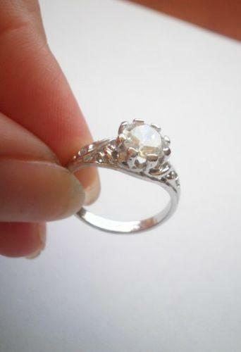 Sterling Lind Ring Ebay