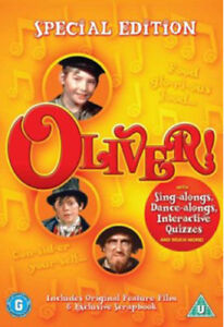 Oliver! DVD (2007) Ron Moody