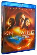 Knowing Blu Ray