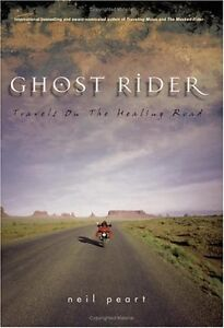 Neil Peart(Rush)-Ghost Writer Soft Cover book