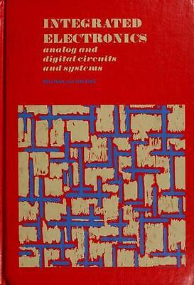 - Integrated Electronics : Analog Digital Circuits and Systems