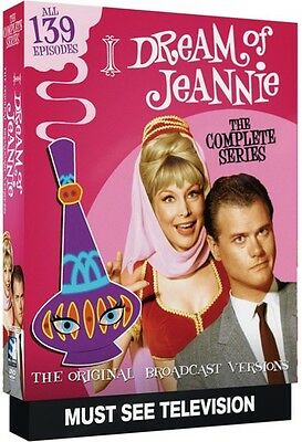 I Dream Of Jeannie  Complete Series Dvd