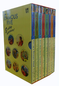 Enid-Blyton-Collection-Famous-Five-Series-8-Books-Box-Set-1-To-8