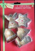Christmas Biscuit Cutters