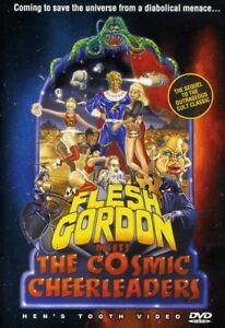 Flesh Gordon Meets the Cosmic Cheerleaders [New DVD]
